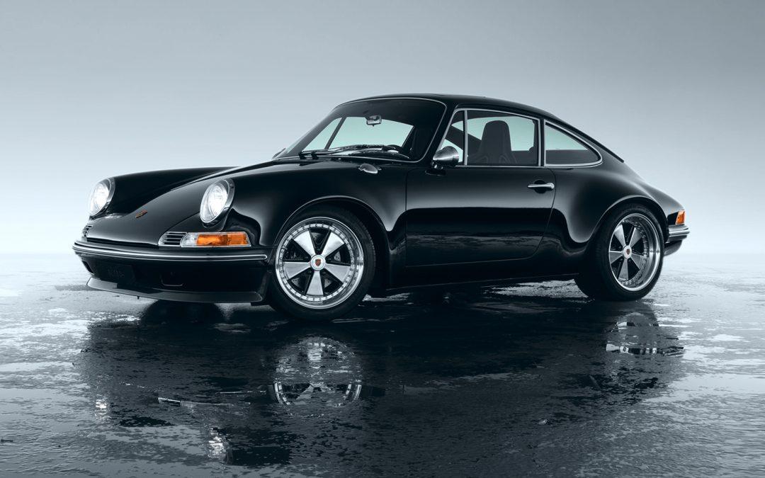 Perfekt: KAEGE RETRO Classic Black 741